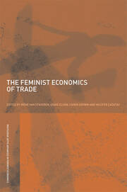 Modeling the effects of trade on women, at work and at home: Comparative perspectives