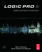 Logic Pro 9 - 1st Edition book cover