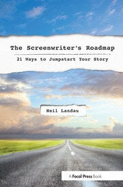 The Screenwriter's Roadmap - 1st Edition book cover