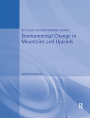 Environmental Change in Mountains and Uplands
