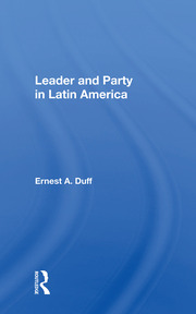 Political Leadership and Political Parties