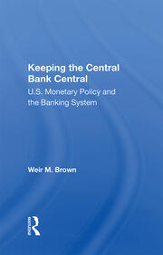 Keeping the Central Bank Central
