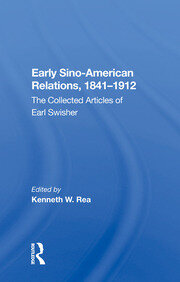 Chinese 'Barbarian Experts' in Early Sino–American Relations