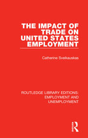 The Impact of Trade on United States Employment