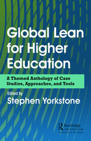 Featured Title - Global Lean for Higher Education: Yorkstone - 1st Edition book cover