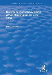 Growth or Stagnation?: South Africa Heading for the Year 2000