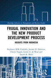 Frugal Innovation and the New Product Development Process: Insights from Indonesia