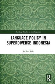 Language Policy in Superdiverse Indonesia