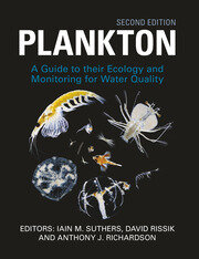 Plankton: Guide to Their Ecology and Monitoring for Water Quality, Second Edition