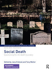 Social Death: Questioning the life-death boundary
