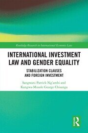 International Investment Law and Gender Equality: Stabilization Clauses and Foreign Investment