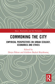 Commoning the City: Empirical Perspectives on Urban Ecology, Economics and Ethics