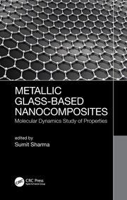 Metallic Glass-Based Nanocomposites: Molecular Dynamics Study of Properties