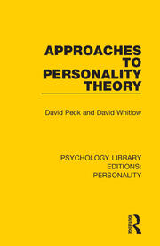 Approaches to Personality Theory