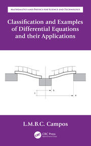 Classification and Examples of Differential Equations and their Applications