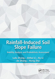 Rainfall-Induced Soil Slope Failure: Stability Analysis and Probabilistic Assessment