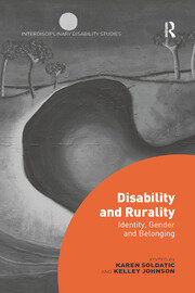 Disability and Rurality: Identity, Gender and Belonging