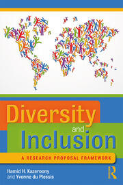Featured Title - Diversity and Inclusion: A Research Proposal Framework - 1st Edition book cover