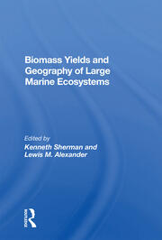 Biomass Yields And Geography Of Large Marine Ecosystems