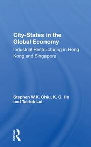 Hong Kong: Locked into Labor–intensive Manufacturing