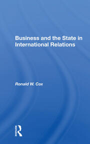 Business Conflict and the Shadow State: The Case of West Africa