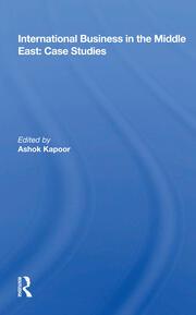 Automotive Parts, Inc. (Iran): Problems of a Tripartite Venture