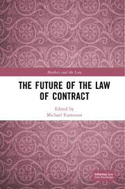The Future of the Law of Contract
