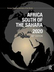 Africa South of the Sahara 2020