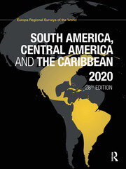 South America, Central America and the Caribbean 2020
