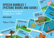 Speech Bubbles 1 (Picture Books and Guide): Supporting Speech Sound Development in Children