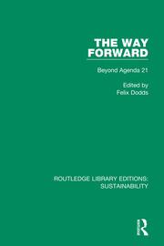 The Way Forward: Beyond Agenda 21