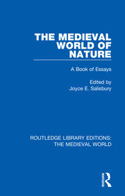 The Medieval World of Nature: A Book of Essays