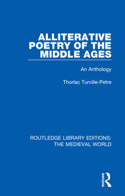 Alliterative Poetry of the Later Middle Ages: An Anthology