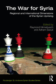 The War for Syria: Regional and International Dimensions of the Syrian Uprising