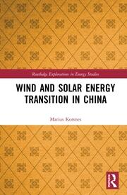 Wind and Solar Energy Transition in China