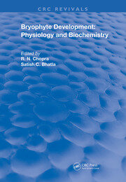 Bryophyte Development: Physiology and Biochemistry