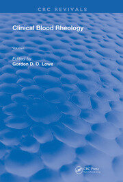 Clinical Blood Rheology: Volume 1