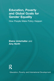Education, Poverty and Global Goals for Gender Equality: How People Make Policy Happen