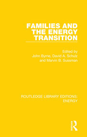 Families and the Energy Transition
