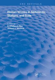 Human Viruses In Sediments Sludges & Soils