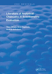 Literature Of Analytical Chemistry: A Scientometric Evaluation