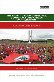 The Right to Food Guidelines, Democracy and Citizen Participation: Country case studies