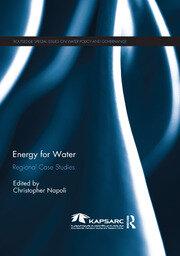 Energy For Water: Regional Case Studies