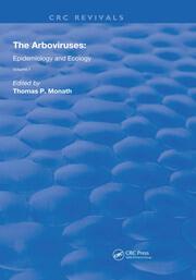 The Arboviruses:: Epidemiology and Ecology