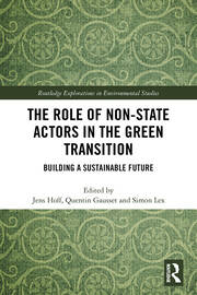 The Role of Non-State Actors in the Green Transition: Building a Sustainable Future