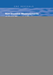 Non-Invasive Measurements of Bone Mass & Their Clinical Application