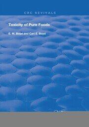 Toxicity Of Pure Foods