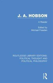 J. A. Hobson: A Reader