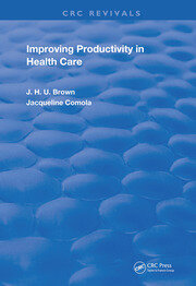 Improving Productivity In Health Care