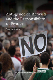 Anti-genocide Activists and the Responsibility to Protect